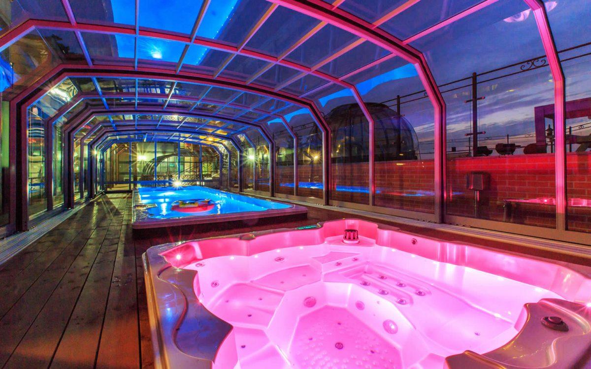 Na kaj je potrebno paziti pri izbiri bazenske strehe – kupole za bazen