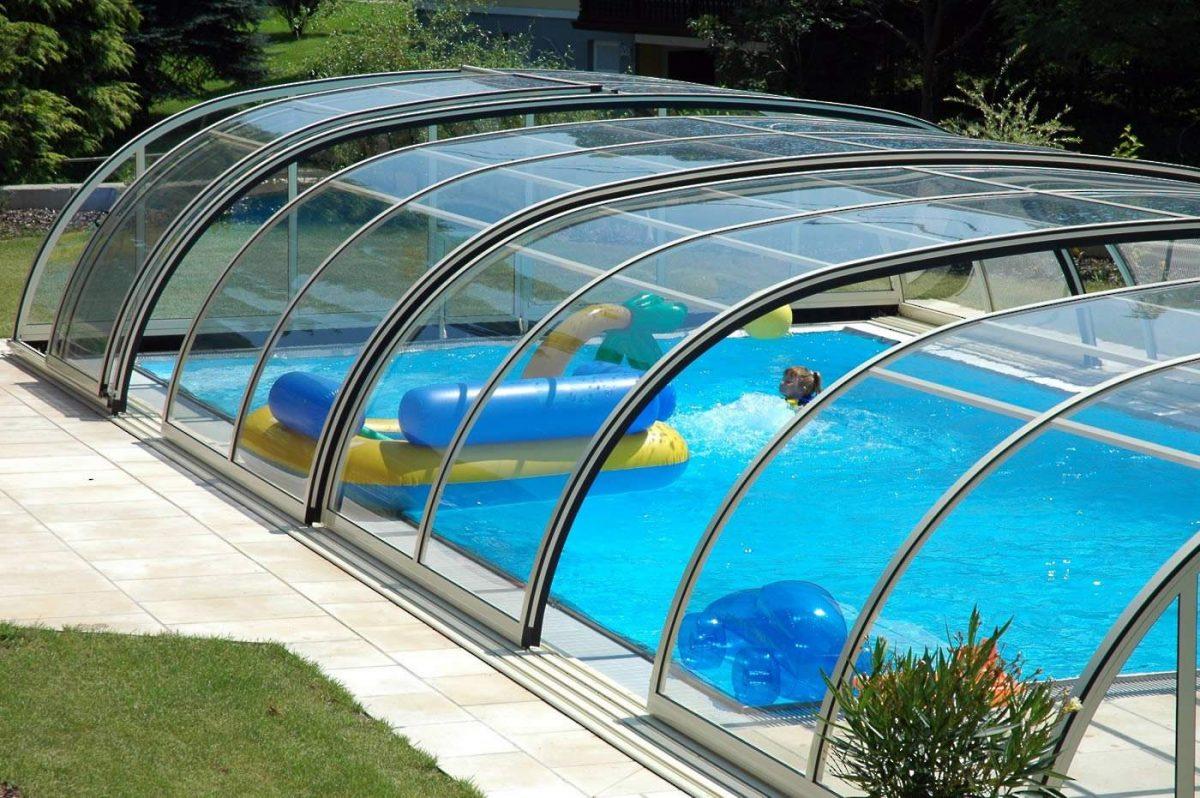 Naravna ventilacija bazenskih streh z sistemom AIR-FRESH