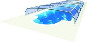 visoka kupola za bazen