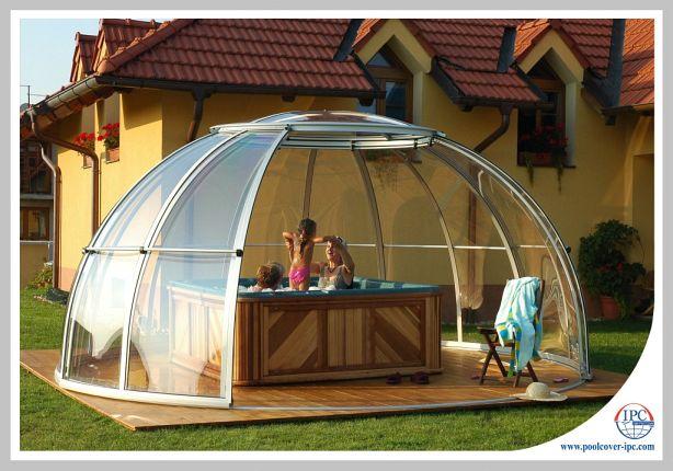 Kupola za masažni bazen Orlando SPA